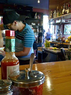 Eastsider Diaries, Tin Shed