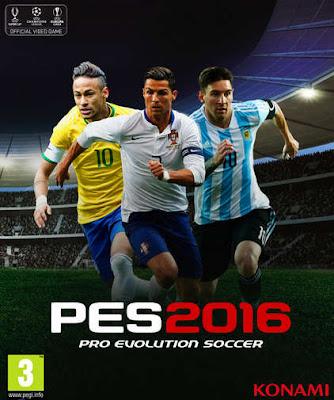 PES 2016 Full Version Repack Terbaru