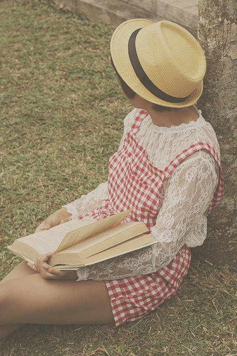 vintage outfit, lace blouse, dungarees, fashion, style post, quirky fashion