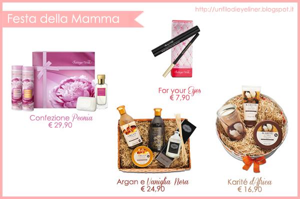Idee Regalo: Festa della Mamma Bottega Verde