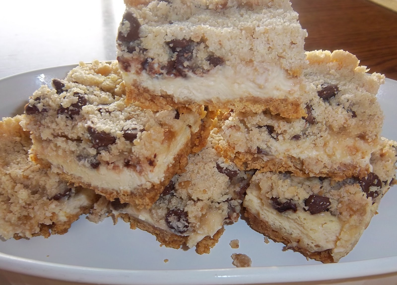 The best is yet to come: Chocolate Chip Cookie Dough ...