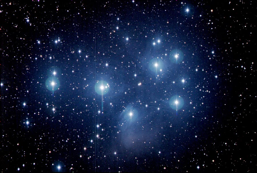 Pictures of Stars Star Clusters Images From