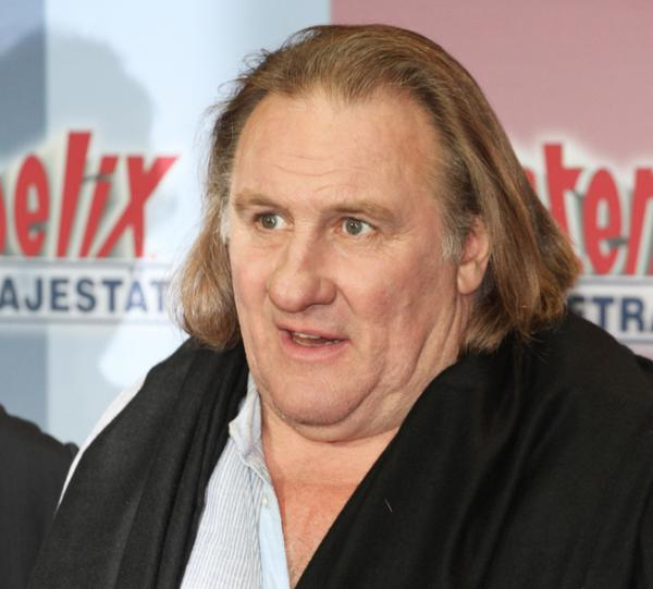 Gerard Depardieu: from mud to riches