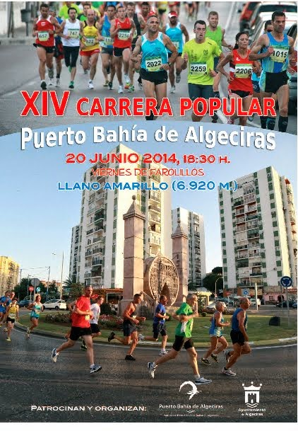 XIV CARRERA DEL PUERTO BAHÍA DE ALGECIRAS