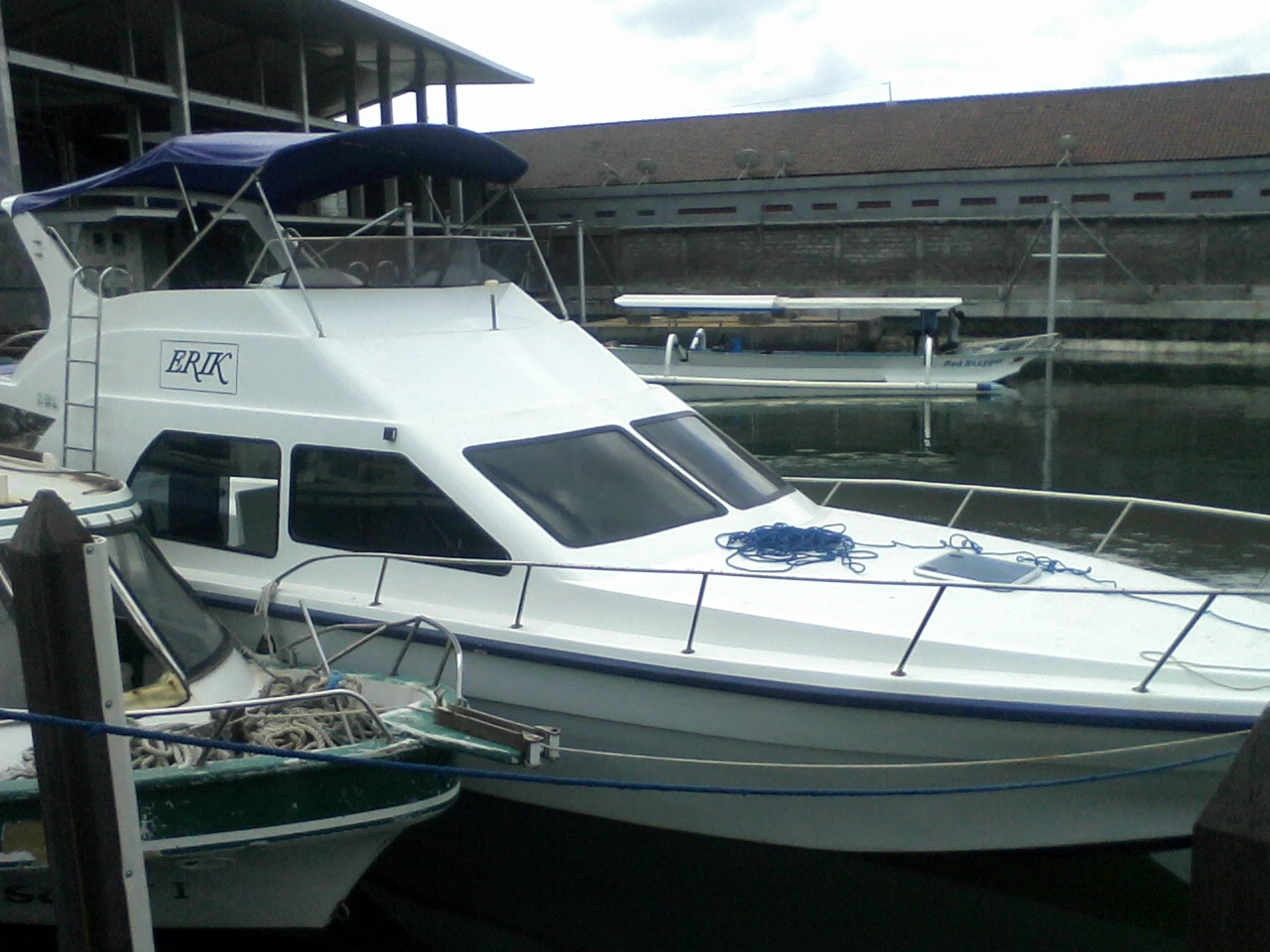 Jual Speed Boat Yamaha di Lampung