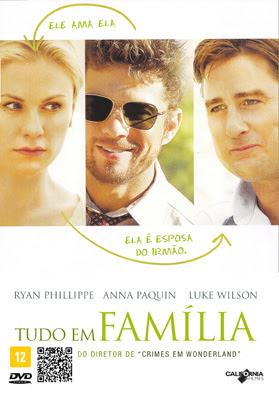 Filme Poster Tudo em Família DVDRip XviD Dual Audio & RMVB Dublado