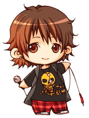 anime 4ever till death super junior chibi anime style