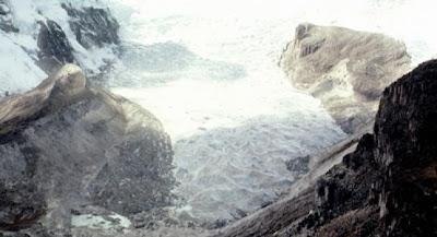 PERU: GLACIARES ANDINOS SE DERRITEN EN TIEMPO RECORD, 07 DE ABRIL 2013