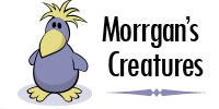 Morrgan&#39;s Creatures