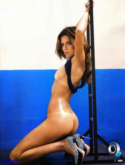 fotos de Laisa Andrioli nua - Revista Sexy
