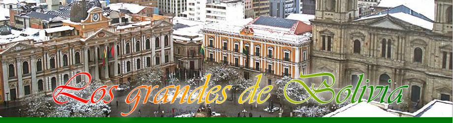 Los Grandes de Bolivia