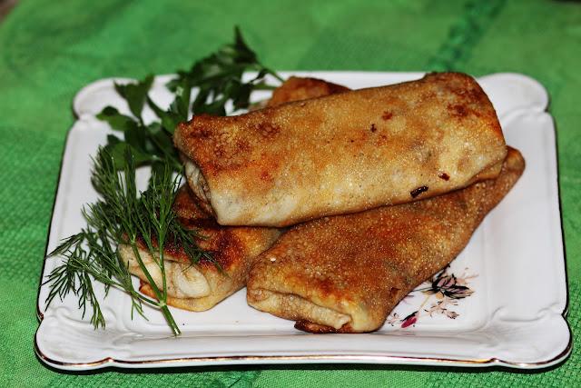 Блинчики с вареным мясом рецепт с фото пошагово