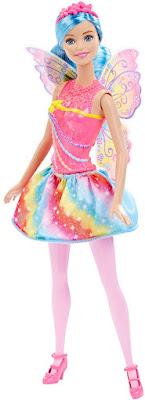 TOYS : JUGUETES - BARBIE Fairy - Gem Fashion Muñeca Hada - Doll Producto Oficial 2015 | Mattel DHM56 | A partir de 3 años Comprar en Amazon España & buy Amazon USA