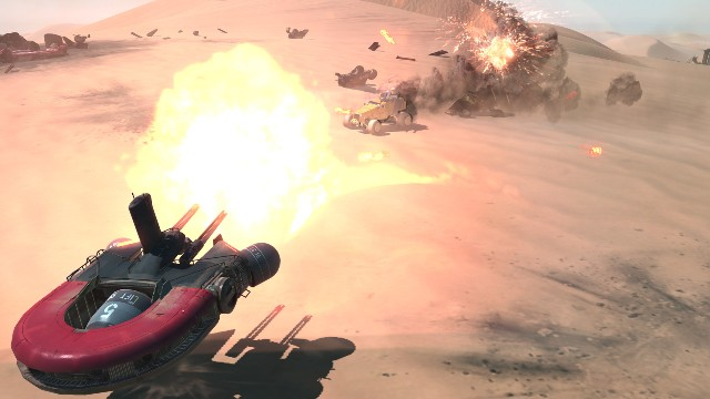 Homeworld Deserts of Kharak Free Download Games