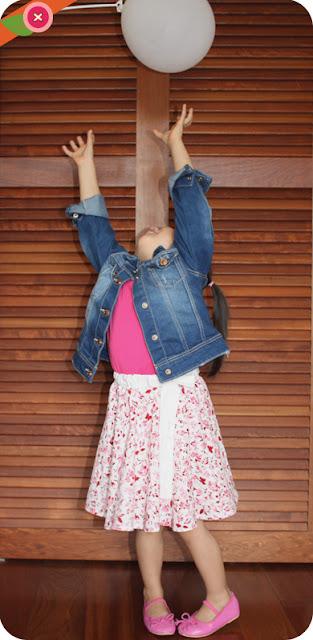 La jupe qui tourne de Biotiful Lilou