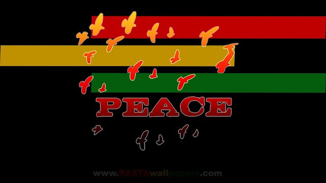 Peace Rasta Wallpapers