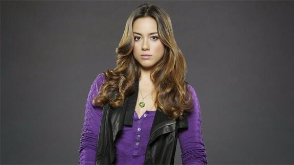 Chloe Bennet  es Skye en Agentes de S.H.I.E.L.D.