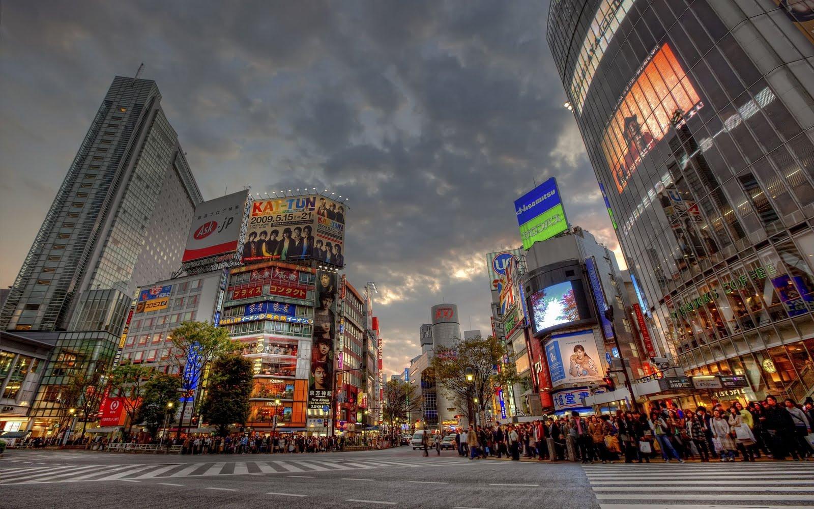 Japan Tokyo City