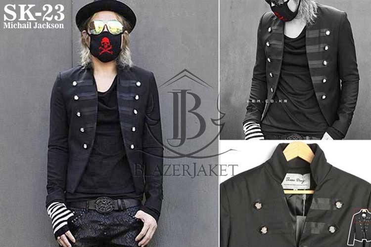 Michael Jackson Korean Blazer jaket blazerjaket