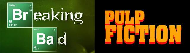 Breaking Bad che cita Pulp Fiction. Meraviglia.