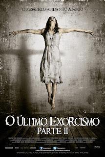 Pôster nacional e crítica de O ÚLTIMO EXORCISMO: PARTE II (The Last Exorcism: Part II)