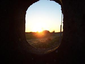 Pôr do Sol em Azinhaga