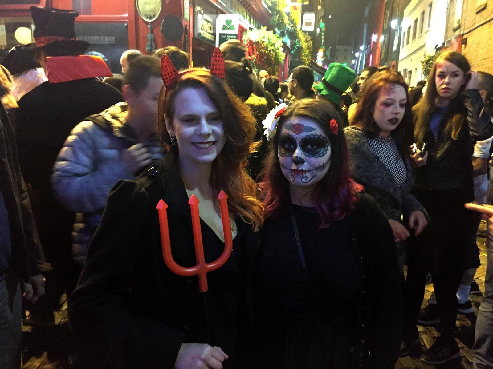 halloween na irlanda