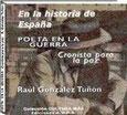 RAÚL GONZÁLEZ TUÑÓN  autor del libro poeta en la guerra cronista para la paz