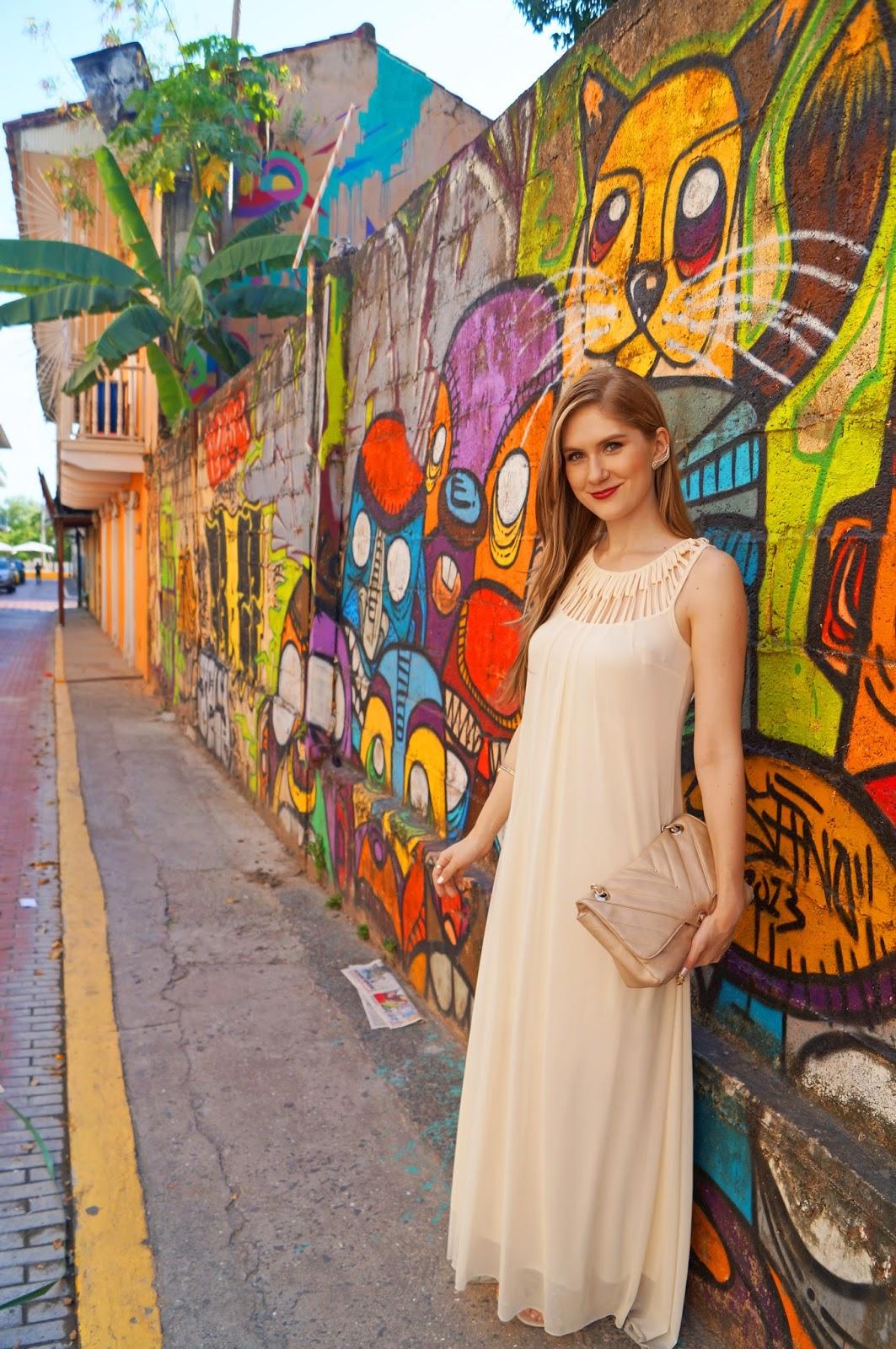 Graffiti at Casco Viejo, Panama