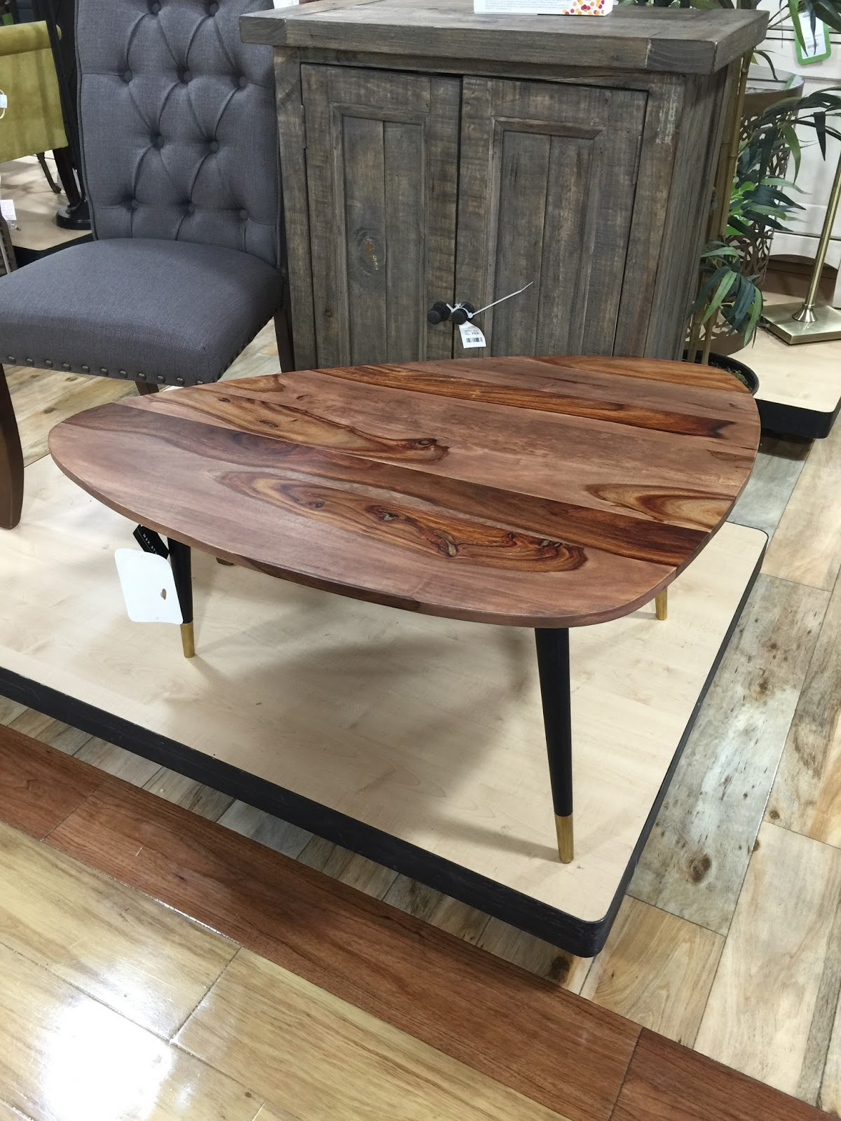Coffee Table Home Goods Rascalartsnyc