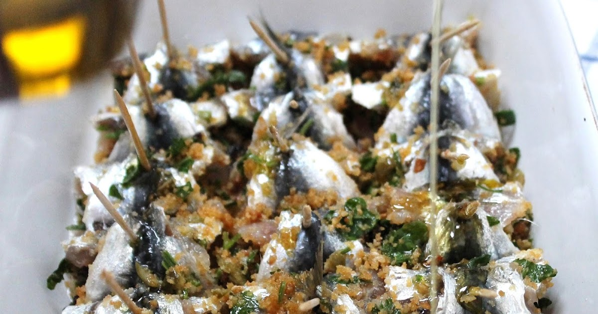 Diana 39 s cook blog sardines farcies la sicilienne - Blog cuisine sicilienne ...