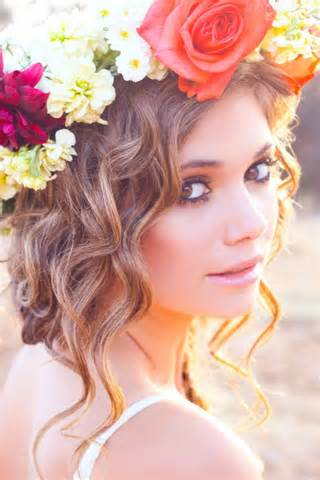 Beauty Tips And Tricks Trend Alert Floral Headpieces