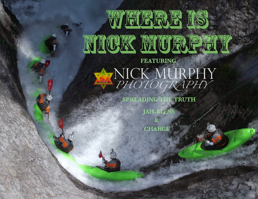 Where in the World is Nick Murphy