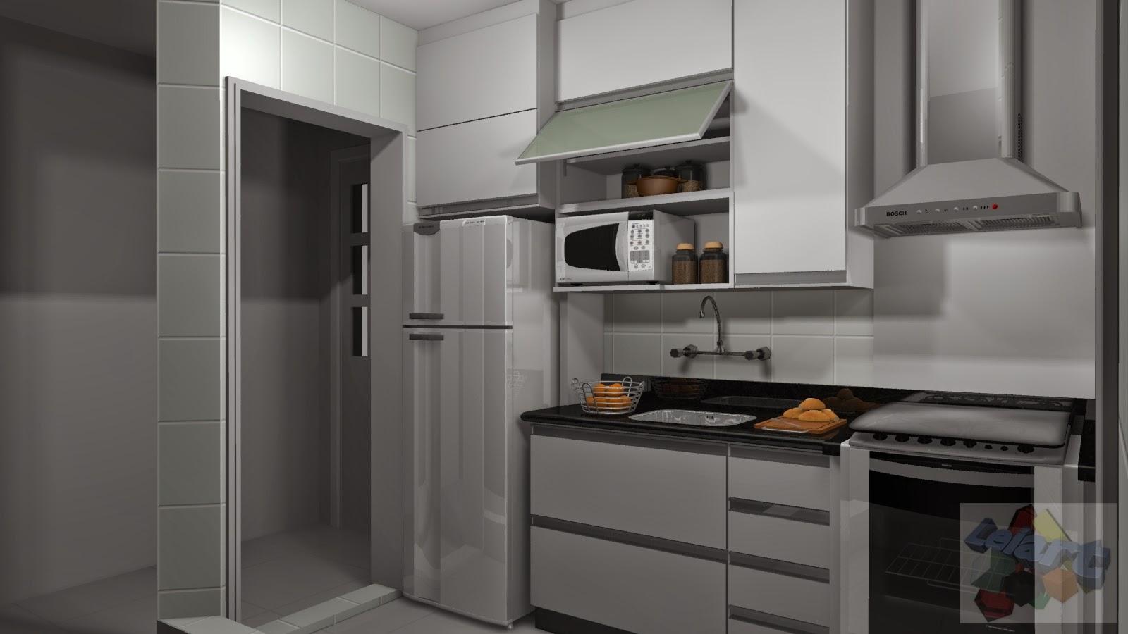 cozinha planejadas pequenas decorada americana modulada luxo moderna #9E642D 1600 900