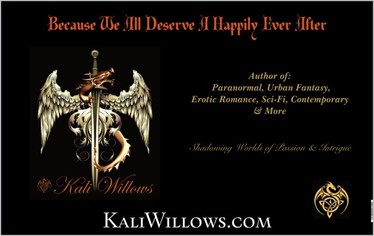 Between Moonlit Covers With Kali Willows