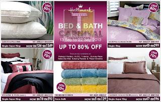 Hallmark Bed & Bath Carnival 2013