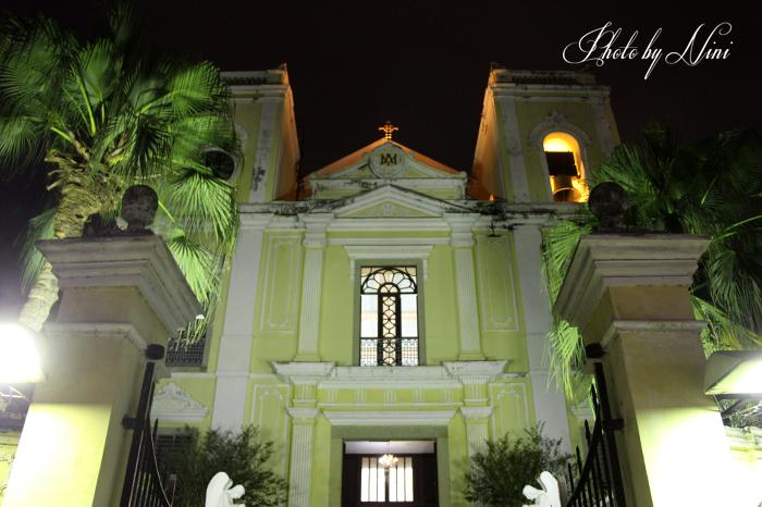 【澳門景點】聖老楞佐堂。澳門三大古教堂之一