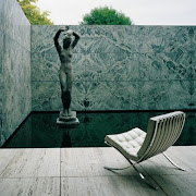 BARCELONA PAVILION DESIGN BY LUDWIG MIES VAN DER ROHE