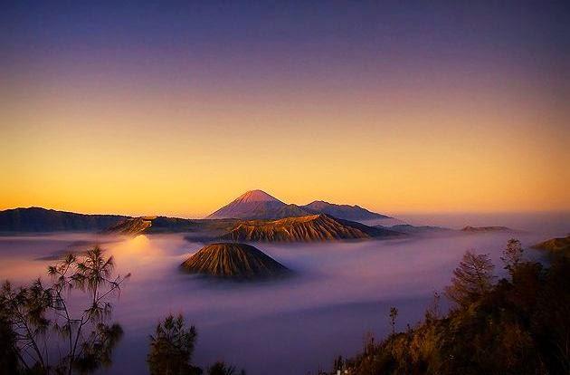 tempat sunrise tercantik di jawa timur
