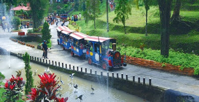 Lokasi Taman Kyai Langggeng