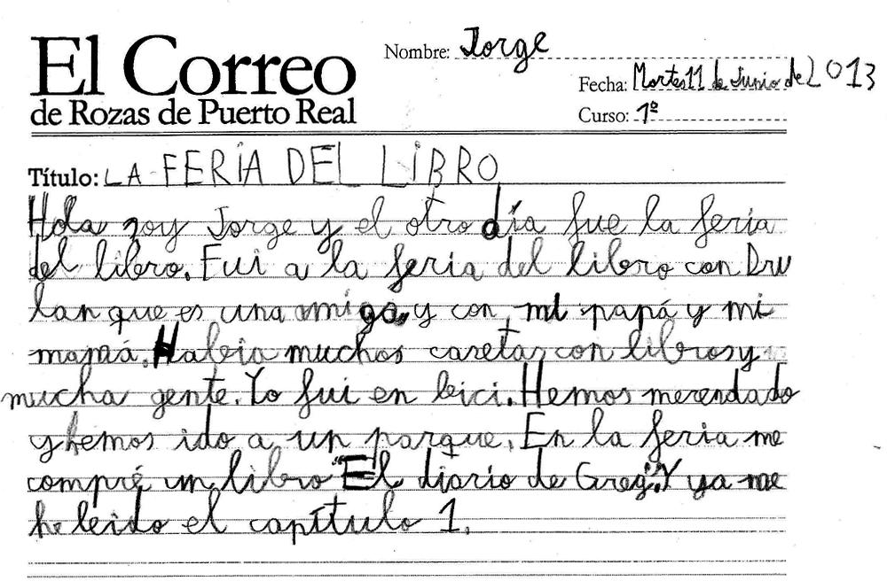 El Correo De Rozas De Puerto Real La Feria Del Libro