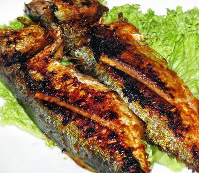 Resep Cara Membuat Ikan Kembung Bakar
