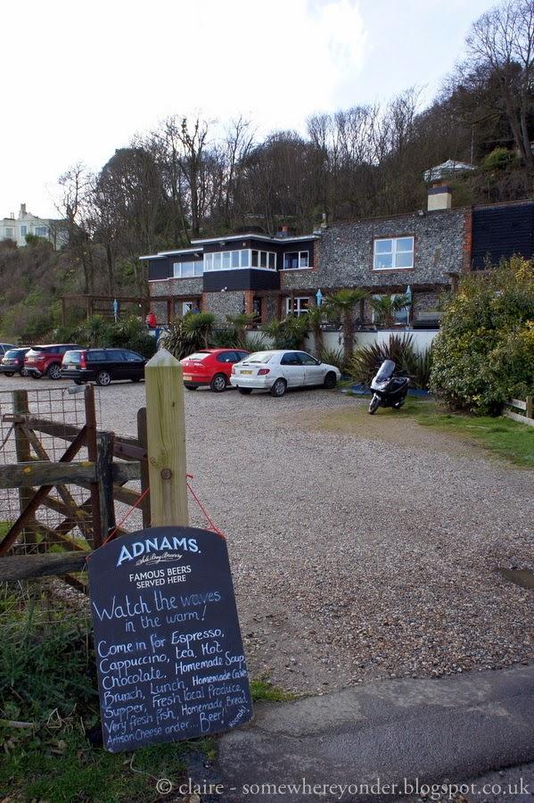 The Coastguard Pub, St Margaret's Bay, Kent, UK