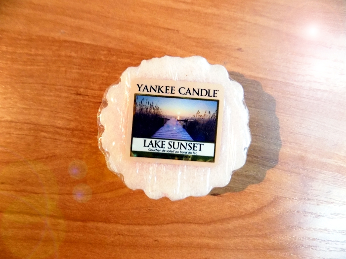 Yankee Candle- Lake Sunset