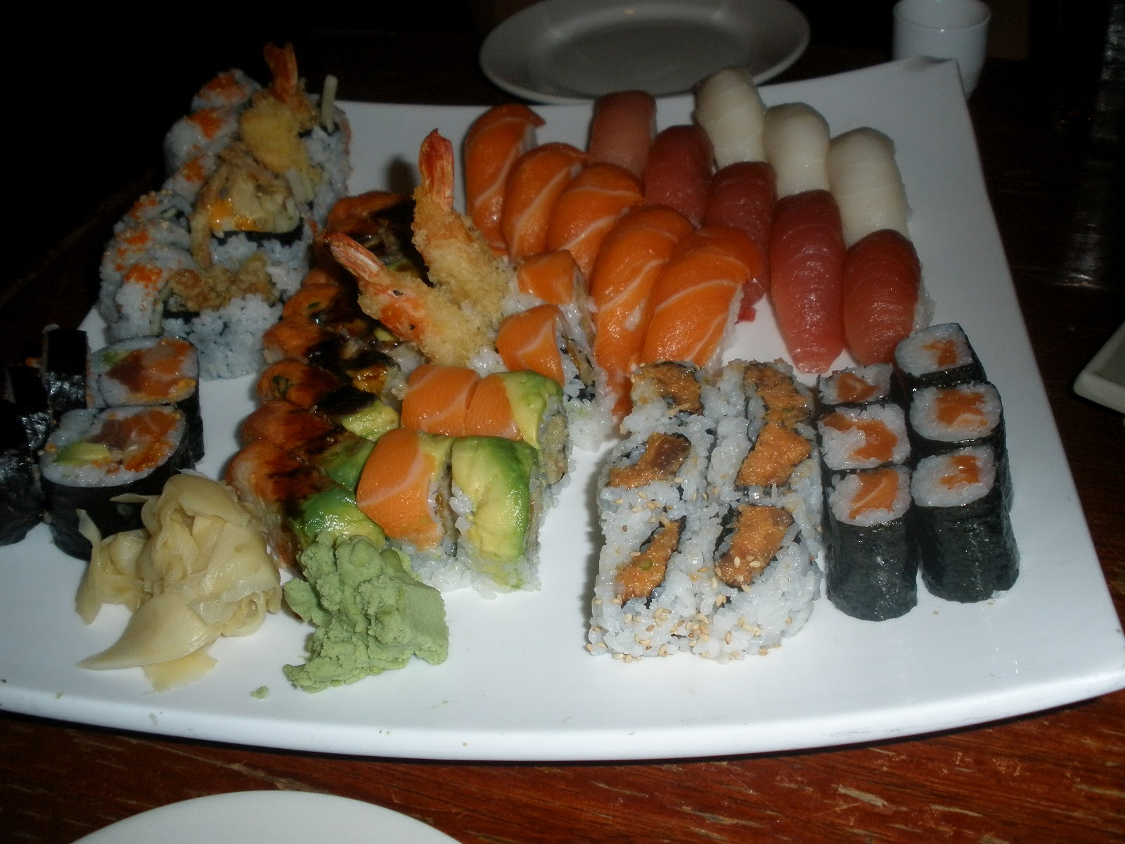 Hungry panda all you can eat sushi at new ashiya in nyc for Ashiya japanese cuisine
