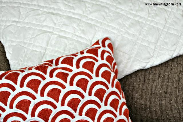a target blanket