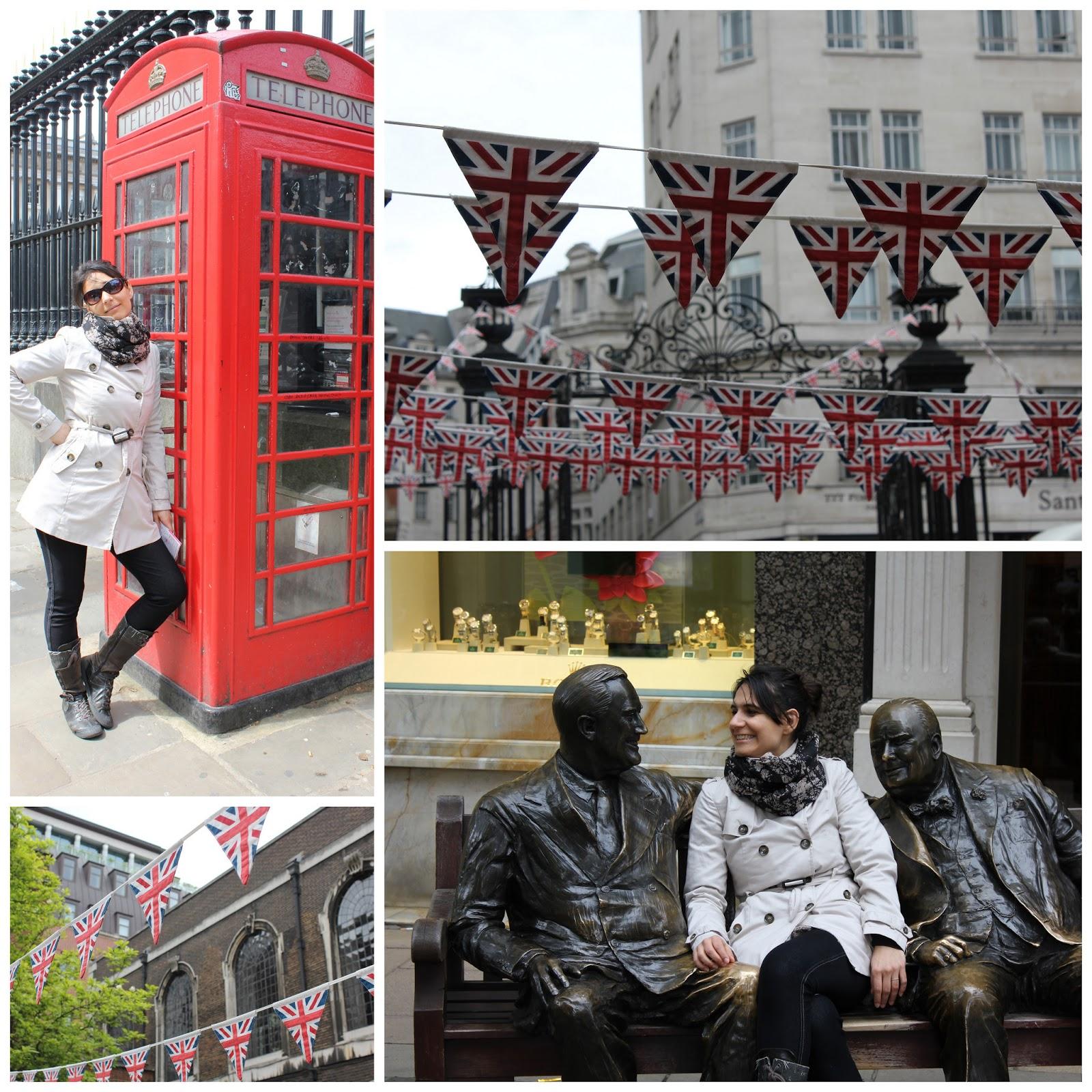 A Short Trip to London