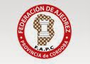 FEDERACIÓN DE AJEDREZ DE LA PROVINCIA DE CÓRDOBA