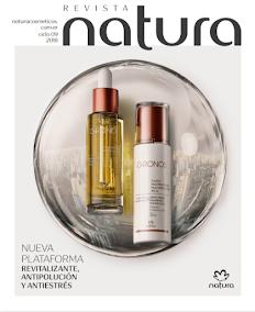 REVISTA CICLO 09 / 2018. ¡Natura CHRONOS, mas tecnología para tu piel!