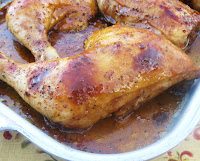 Hot & Sticky Chicken